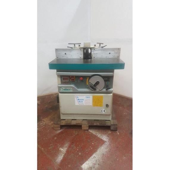 Griggio T100, Spindle moulder