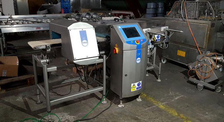 Loma Weight-Metal Sorting Machine