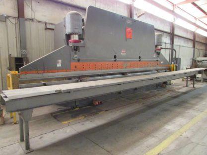 Pacific K400-20 400 Ton