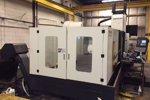 Chevalier DCL CNC 3 Axis