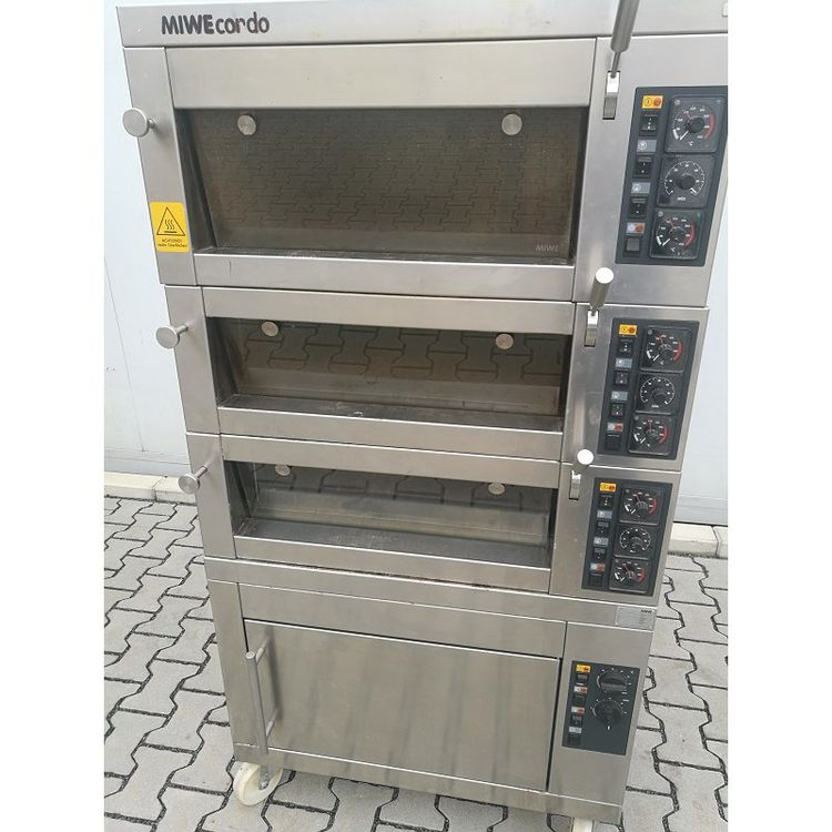 Miwe Condo CO 3.0608 Deck oven