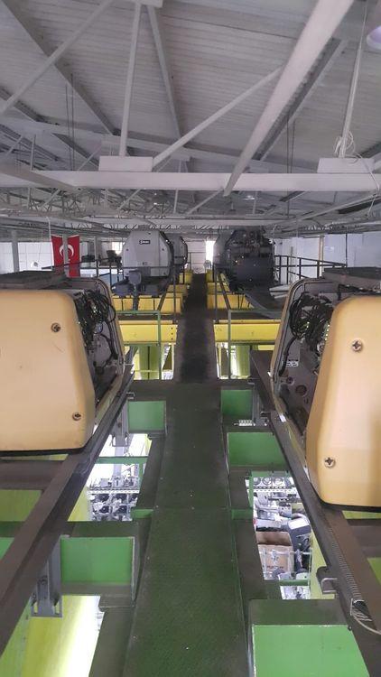 2 Vamatex Leonardo 360 cms Staubli CX870 JC5 2400