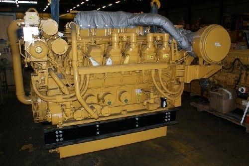 Caterpillar 3512C HD 2183HP Tier 2 Diesel Marine Engine