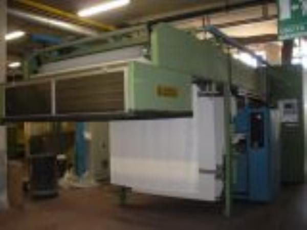 Sperotto rimar SK-B/900 190 Cm Discountinuous Decatizing Machine