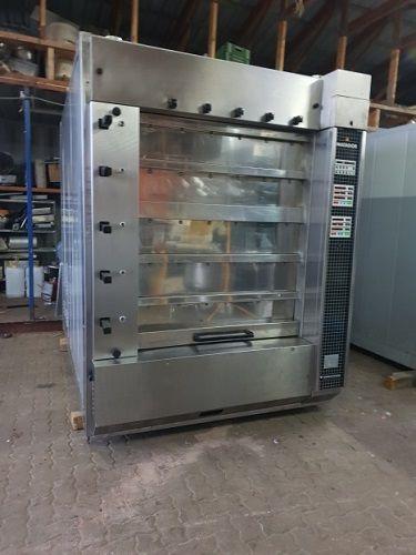 W & P Matador MD 101 C deck oven