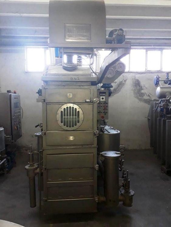 Minox Atmospheric dyeing 60 Kg