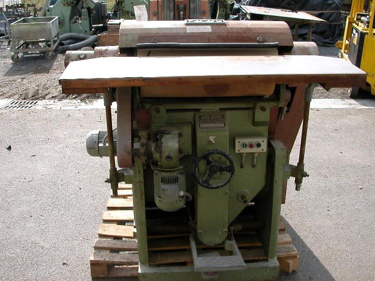 Others FR 600 Buffing machine
