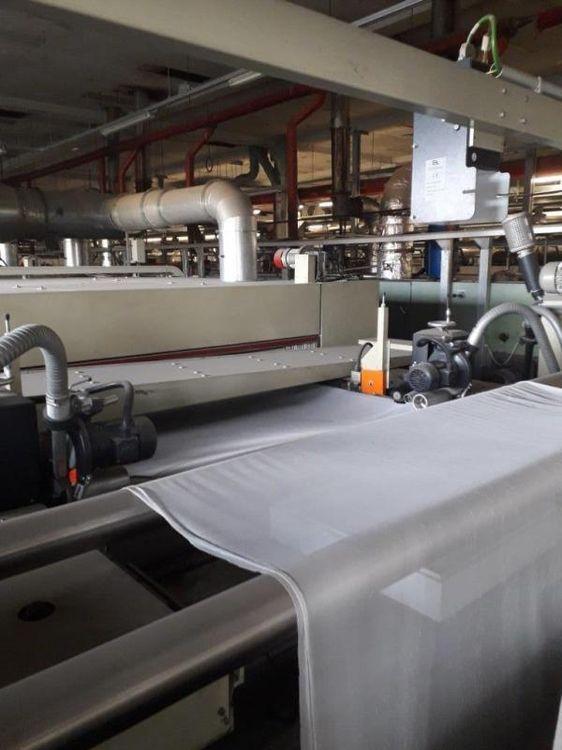 Alea Target 22.3 220 Cm Stenter machine