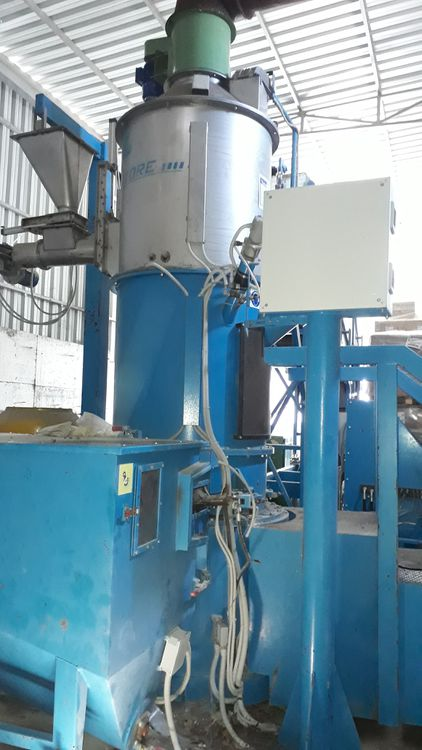 Other AGGLOMERATOR D-1000