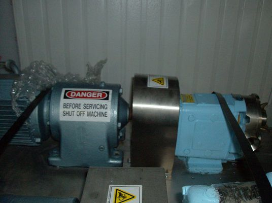 Others POSITIVE DISPLACEMENT PUMP