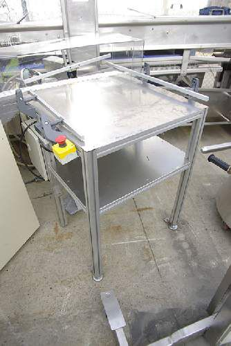 Other Conveyor with Working Table & Side Guide Rails