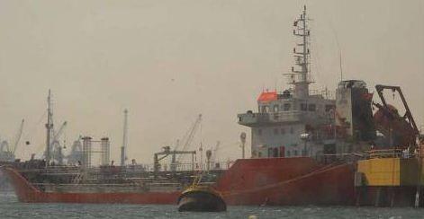 Cicek Coaster Type Oil Tanker DWT:  2,609