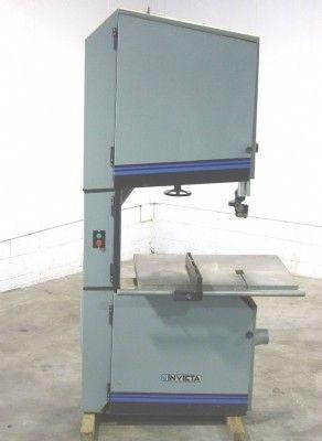 Invicta DB-80, Bandsaw