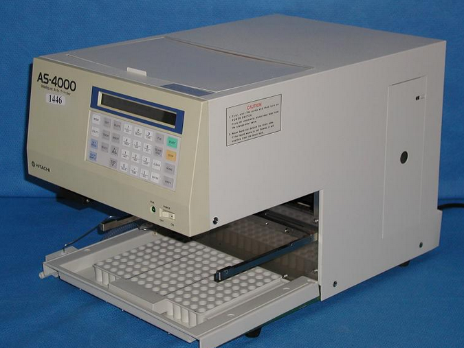 Hitachi AS - 4000 Intelligent Auto Sampler