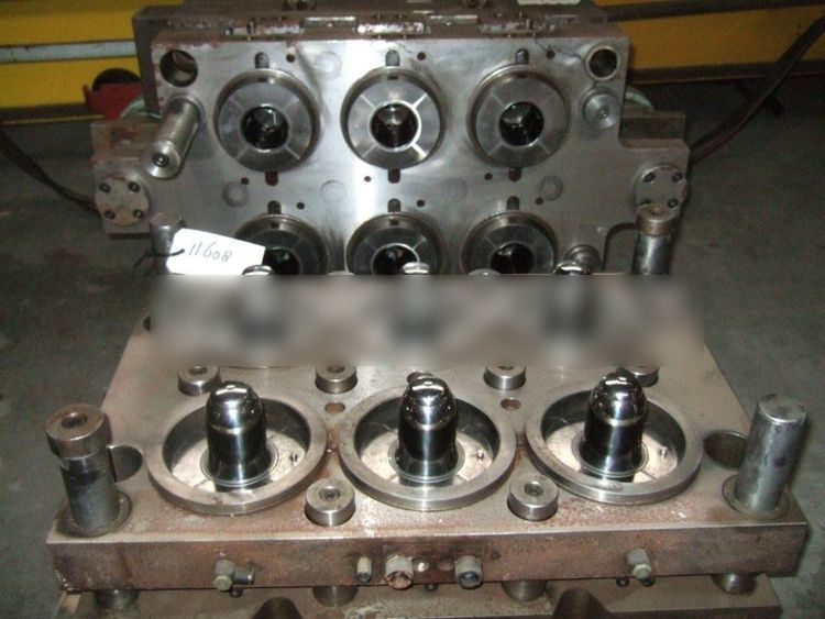 6 cavity cup, Injection Mould