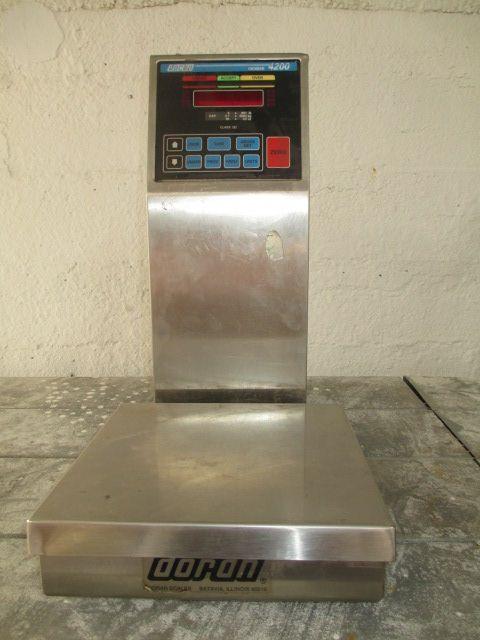 Other 4200 Digital Platform Scale