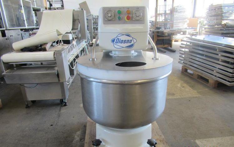 Diosna SP 80 D spiral mixer