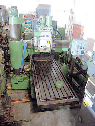 Others 600 CNC  Max. 1850 rpm