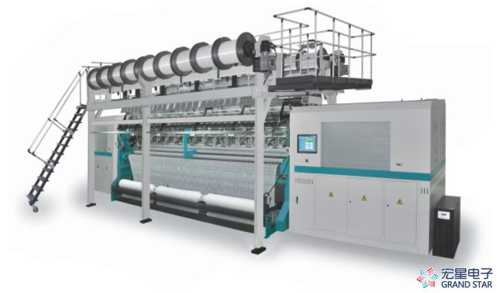 "100000 Others GSTL 61/1F Multibar Computerized Jacquard Warp Knitting Machine 201"""