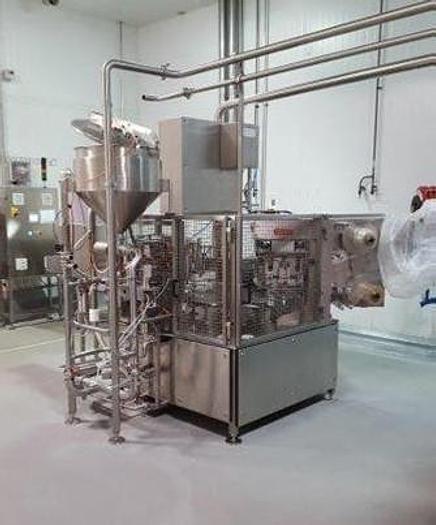 Makum Rotary Tray Fill & Seal Machine
