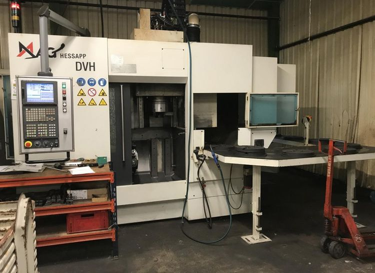 Hessapp MAG DVH 450 Vertical turning lathe