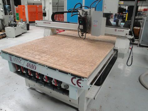 AXYZ AXYZ 4010 CNC system
