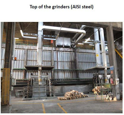 Andritz, Voith Stone Ground Wood Plant, partly rebuilt recently, AVAILABLE AT MUCH REDUCED PRICE NOW MAY 2017