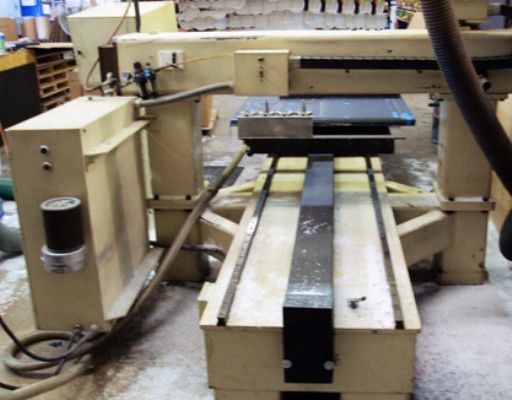 Motion Masters CNC Router