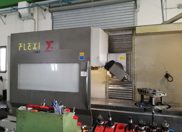 Sigma FLEXI 7-5AX 5 Axis
