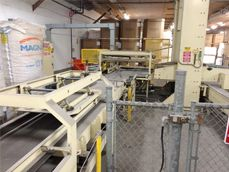 Mollers PFS Bag Palletizer