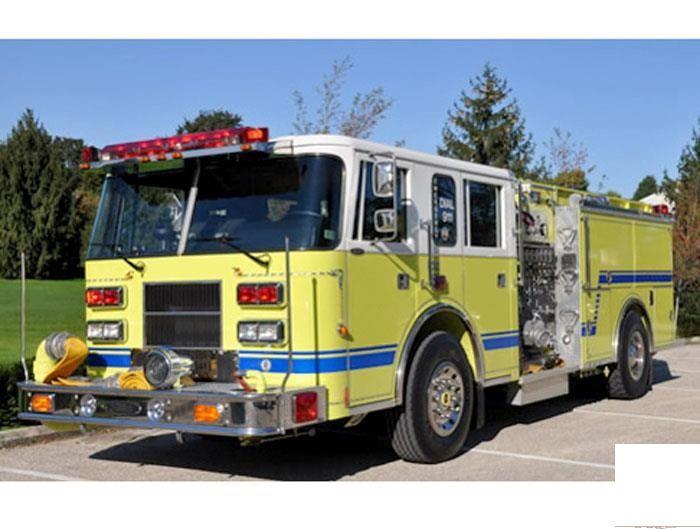 Pierce, Saber Engine National Foam Pumper