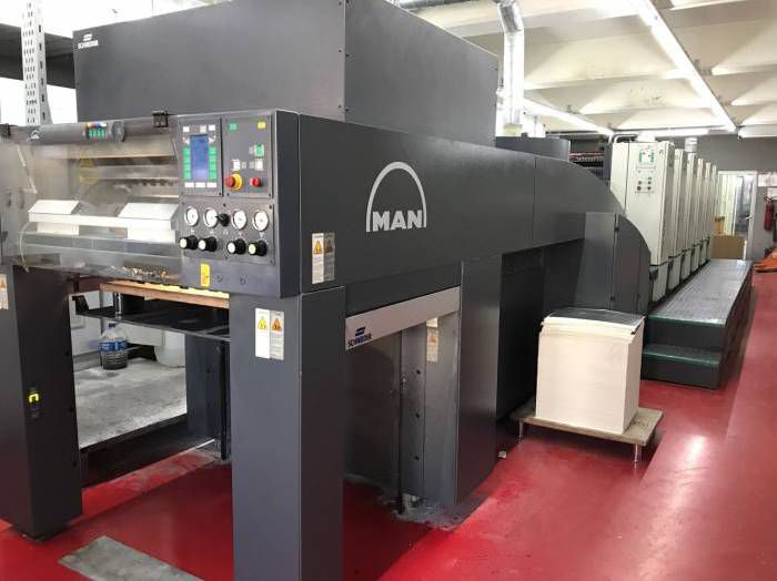 MAN Roland 505 P LV 5 74 x 53 cm (29 x 20 inch)