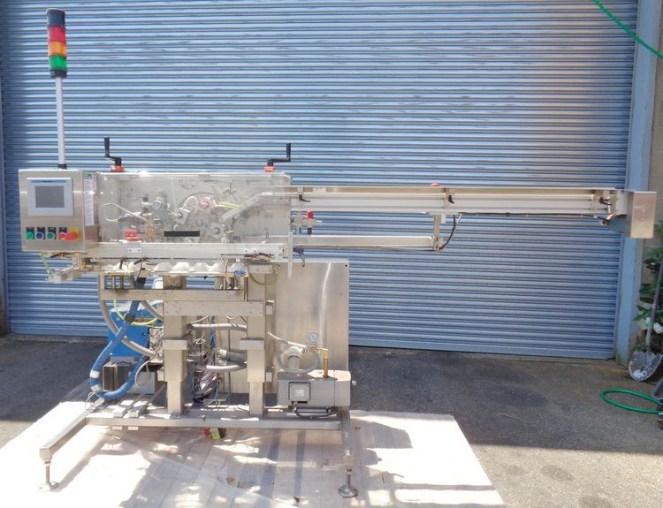 MGS Corp Topserter II  Automatic Rotary Pick n Place Outserter