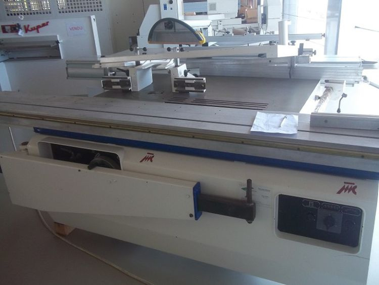 Casadei 3000, Panel Saw with Spindle Moulder