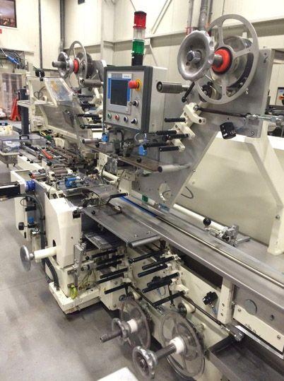 KLOCKNER 7216 32 x 32mm Speedy Neapolitan Wrapper
