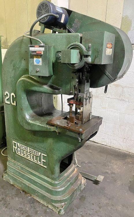 Rouselle 2G PRESS - OBG 15 TON