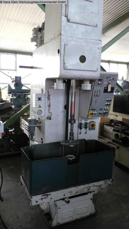 Nagel VS 8-50 400 U/min Honing Machine - Internal - Vertical