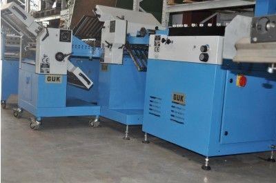 GUK FA 46-R1 SAF 46, Folding machine