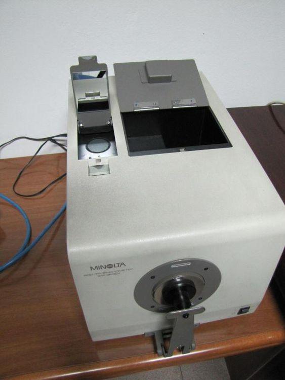 Minolta cm3600-d, Spectrophotometer