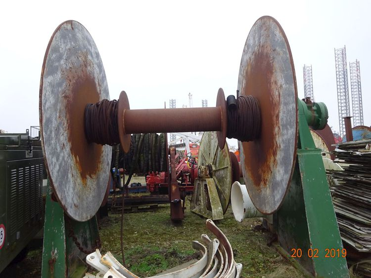 Seljeseth Net drum High Pressure Winch & Netdrums
