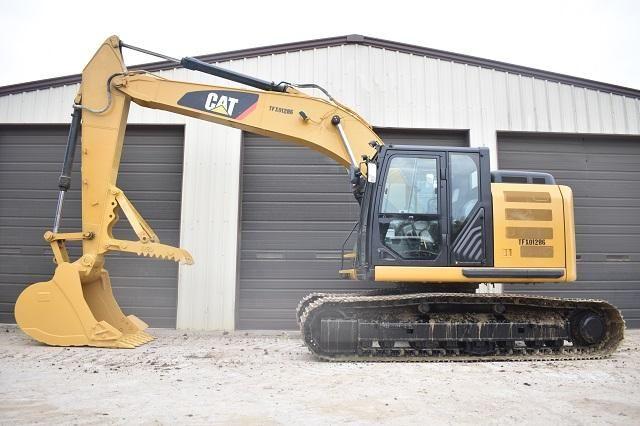 Caterpillar 320ELRR Excavator