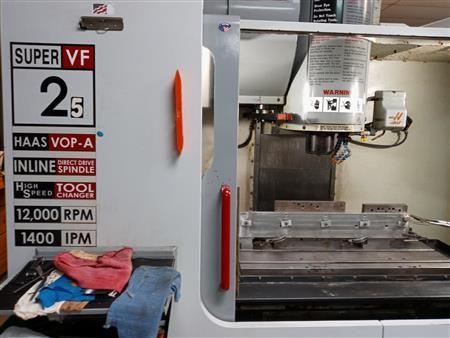 Haas VF2SS Haas 32 Bit CNC Control 3 Axis