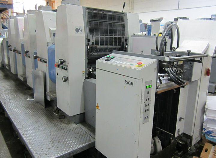 Ryobi 525H XXP 365 x 520mm