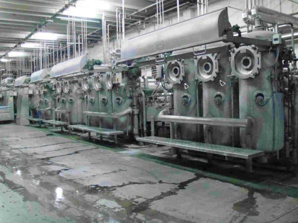 2 Minox PRT 3/C 240 Kg Jet Dye Machine