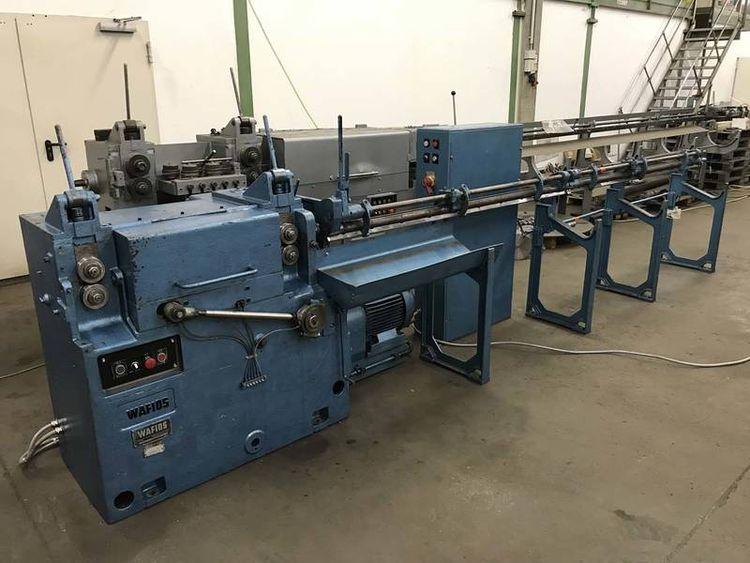 Wafios R 3 Straightening and cutting machine