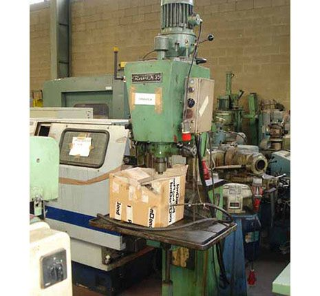 Record RECORD M 35 Variable Column tapping machine