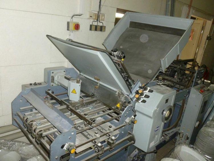 Stahl T 52.3 T / 4 - KB - F, Folding Machine