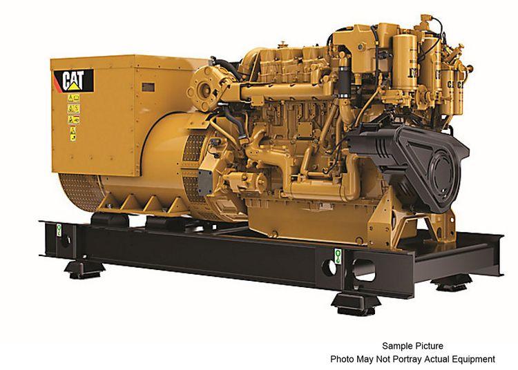 8 Caterpillar C18 425 kW Prime