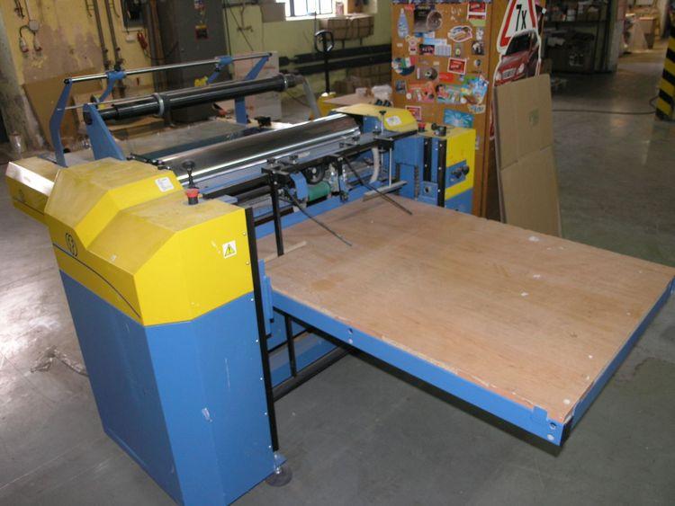 Foliant Pollux 720, Laminating machine