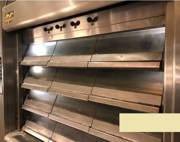 Mondial Forni electro deck oven